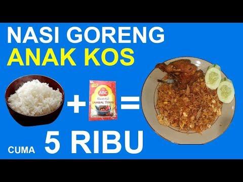 resep-nasi-goreng-kampung-jawa-special-harga-kaki-lima,-rasa-restoran---fried-rice-indonesia
