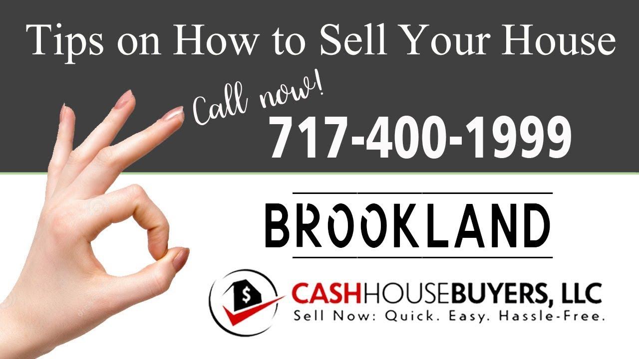 Tips Sell House Fast  Brookland Washington DC   Call 7174001999   We Buy Houses