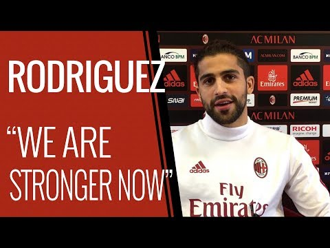 """Ricardo Rodriguez: """"Other teams in Europe are afraid of AC Milan"""""""