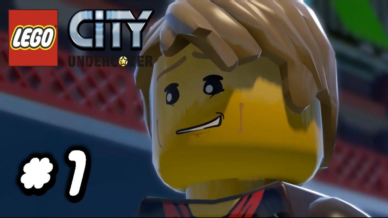 скачать игру lego city undercover через торрент на pc