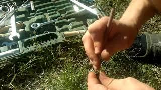 АУДИ-100-с4-2.3 пропало давление масла дв. на высоких оборотах