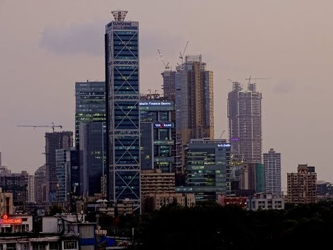Mumbai skyline 2018 | Best Mumbai Skyline video india