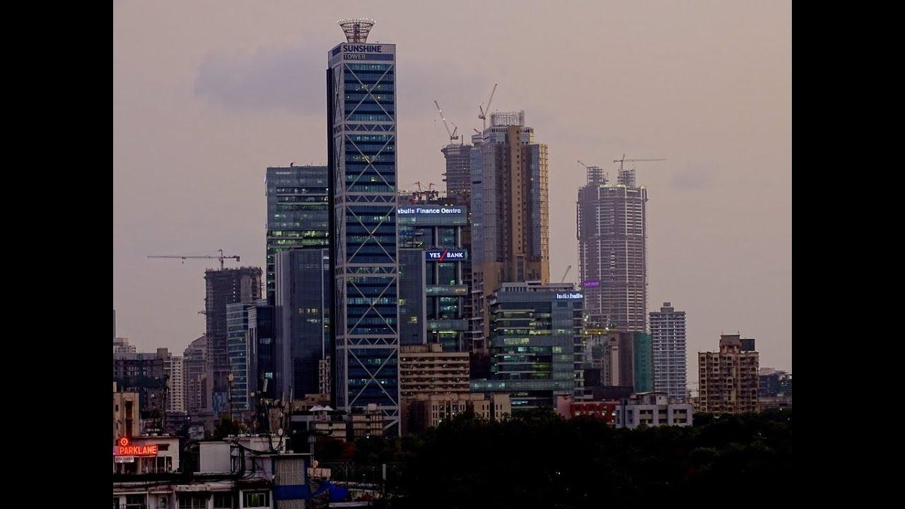 Mumbai Skyline 2018 Best Mumbai Skyline Video India