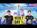 [EN] PMGC 2020 League W2D1   Qualcomm   PUBG MOBILE Global Championship   Week 2 Day 1