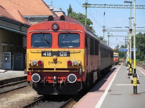 Hungary: MAV Class