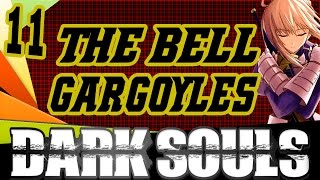 Dark Souls / PC Gameplay #11 - Boss Bell Gargoyles (PT-BR)
