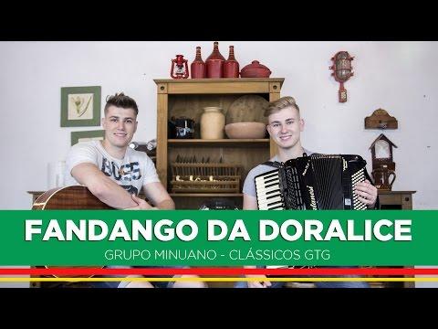 Grupo Minuano - Fandango da Doralice (Clássicos GTG)