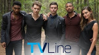 The Originals Cast Reacts To Hayley's Death | TVLine