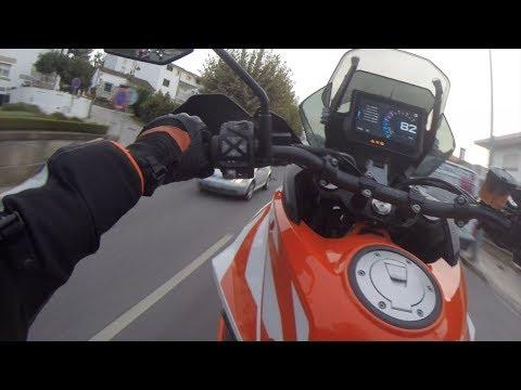 KTM 1290 Super Adventure R  test ride