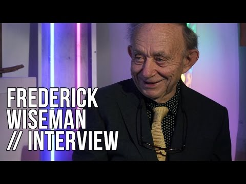 Frederick Wiseman Interview - The Seventh Art