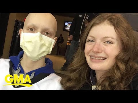 Maria - Good News: Teen With Cancer Is Getting Married To His Sweetheart