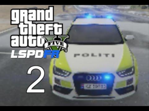 GTA 5 - LSPDFR - Episode 2 - Norsk Politi!
