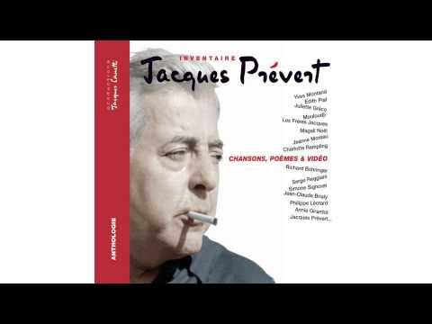 Jacques Prévert - Pour Toi Mon Amour