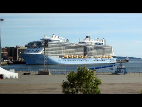 Saint John, New Brunswick - Canada and New England Cruise