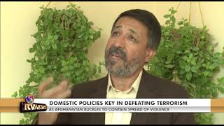 DOMESTIC POLICIES KEY IN DEFEATING TERRORISM