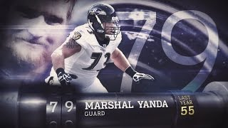 Top 100 Players of 2015: Marshal Yanda