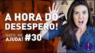CAGADA COM O APARTAMENTO ALUGADO! NATH ME AJUDA #30