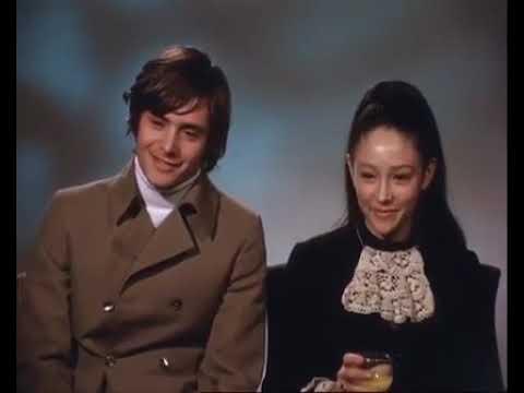 Ромео и Джульета Леонард Уайтинг и Оливия Хасси (Leonard Whiting and Olivia Hussey) 1