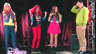 Download Video Violetta 3   Roxy, Fausta y Camila cantan A mi Lado MP3 3GP MP4