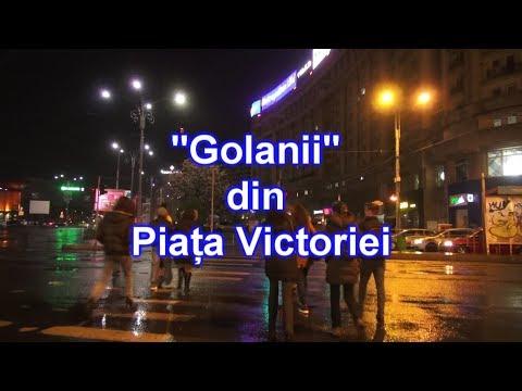 GOLANII DIN PIATA VICTORIEI