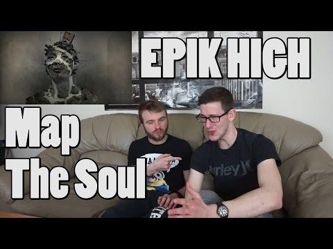 Epik High - Map the Soul MV Reaction
