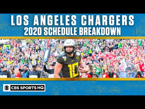The Los Angeles Chargers LOOK TO BUILD on their NEW QB AND NEW STADIUM in 2020 | CBS Sports HQ