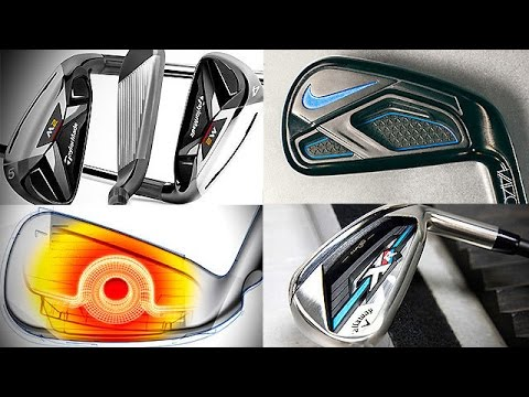 Golf's Best Irons for 2016
