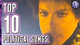Prince's Top 10 Controversial Political Songs