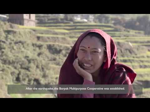 Women in Charge: Livelihood Recovery after Nepal Earthquake