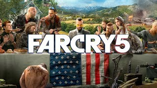 Far Cry 5 #13 Dolina Holland  | PC | Gameplay |