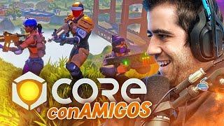 COREGAMES || Jugando con colegas a diferentes juegos