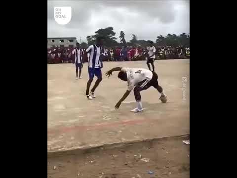 Download insane African street Football