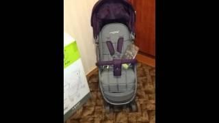 Коляска 4baby rapid часть 1(В этом видео которое состоит из 2х частях я постараюсь показать все прелести этой коляски. Задавайте свои..., 2016-04-27T10:59:07.000Z)