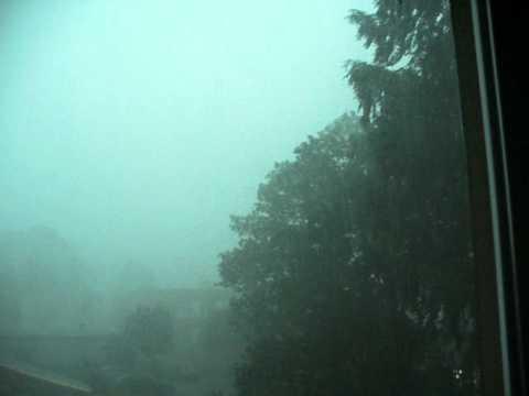 Uraganas Klaipėdoje