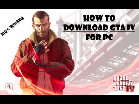 How To download GTA IV For Pc Without Error l 100%  Working l