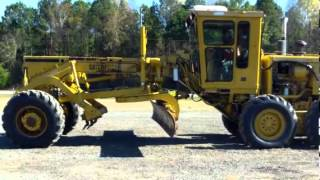 1992 CATERPILLAR 140G VHP For Sale