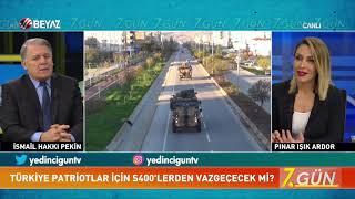 Türkiye Suriye'de ne ile karşı karşıya kalacak? / İsmail Hakkı Pekin yorumluyor!