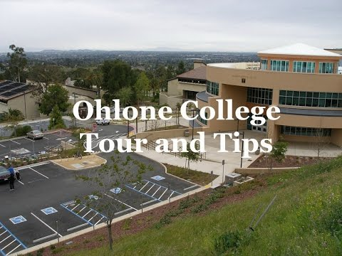 Ohlone College Tour and Tips | Community College is Cool