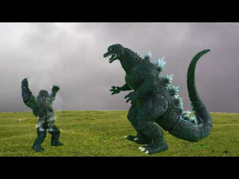 King Kong vs. Godzilla 2: Electricity!