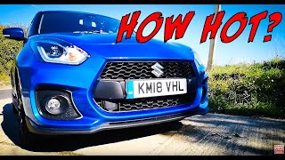 Budget Hooligan! 2019 Suzuki Swift Sport Turbo Review | Ben and Jon Do Cars Video