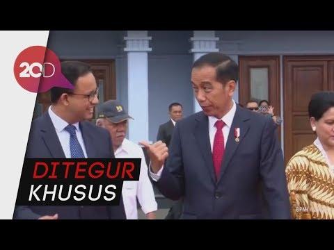 Ribut Soal Tanah Abang Kumuh, Anies-Pras Ditegur Jokowi? Mp3