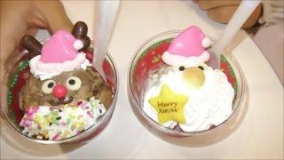 サーティワンアイスクリームへ行って来ました♪ クリスマスハッピードー...