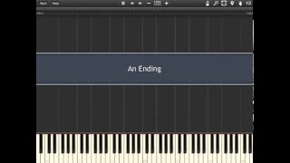 An Ending - Undertale [Synthesia]