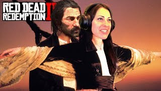 RED DEAD REDEMPTION 2 Walkthrough Part 34 - THE SHIP IS SINKING