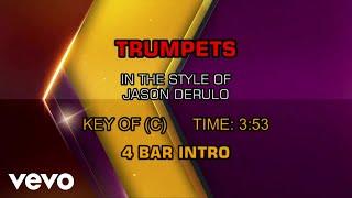Jason Derulo - Trumpets (Karaoke)