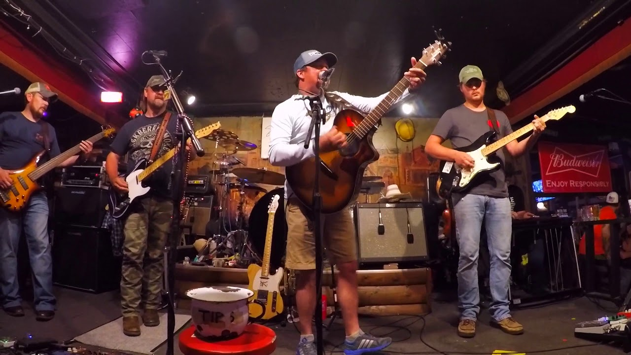 The Davisson Brothers Band On Stage At The Bowery Youtube
