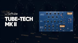Introducing Tube-Tech Mk II – Softube