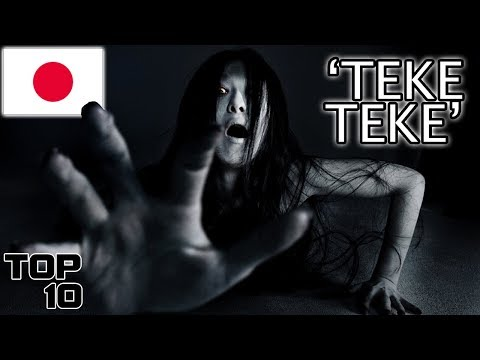 Top 10 Scary Japanese Urban Legends