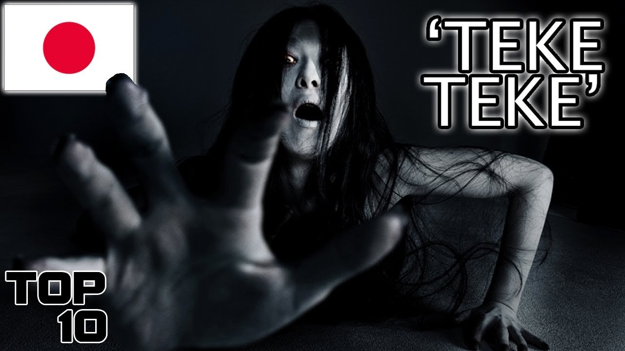 Top 10 Scary Japanese Urban Legends Youtube