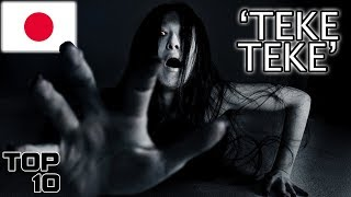 Top 10 Scary Japanese Urban Legends 2017 Video